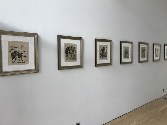 Picasso, Lydia and Friends Vol IV, installation view