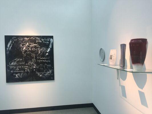 Knight Webb Gallery at London Art Fair 2020, installation view