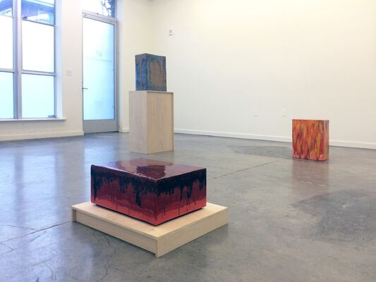Erik Scollon: And/Both, installation view