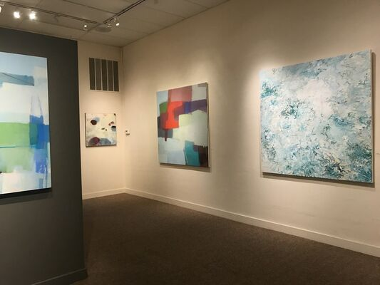 Inter/Actual, installation view