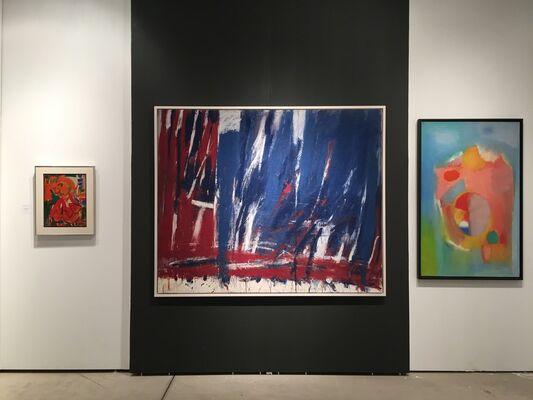 Antoine Helwaser Gallery at Art Miami 2016, installation view