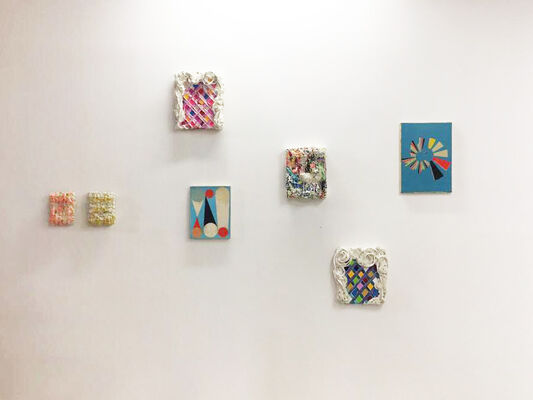Ana Mas Projects at Art Lima 2017, installation view