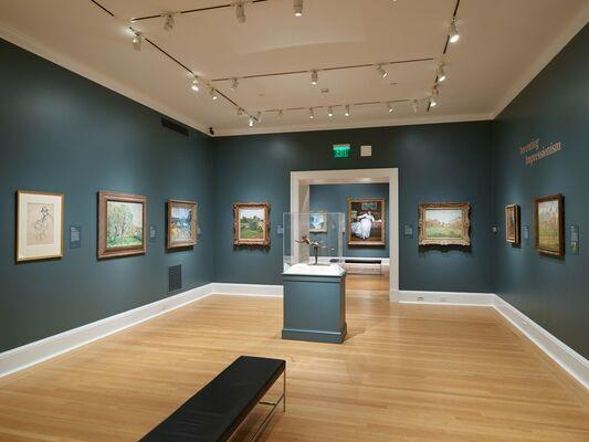 Inventing Impressionism, installation view