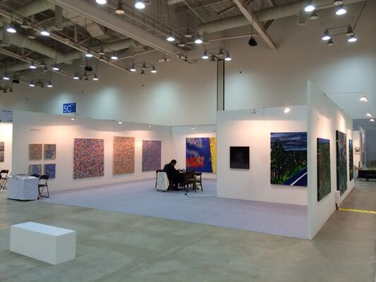 Kips Gallery at KIAF 2015, installation view
