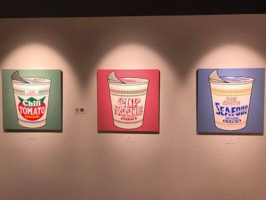 ~ CROSSING ~ Sojiro Takamura × Yukyo Yamamoto, installation view