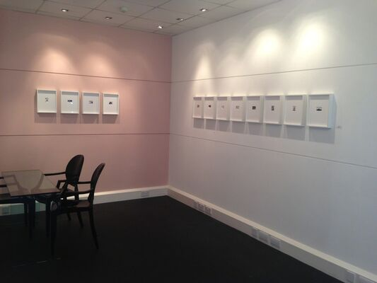 NUDES by Alistair Taylor-Young, installation view