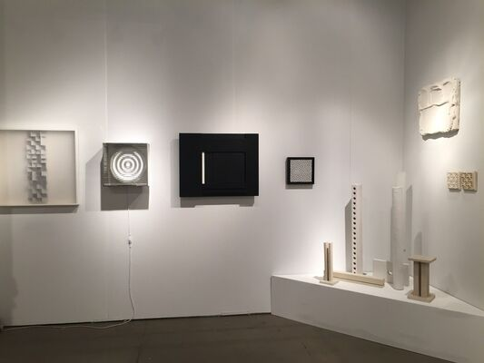 The Mayor Gallery at EXPO CHICAGO 2016, installation view