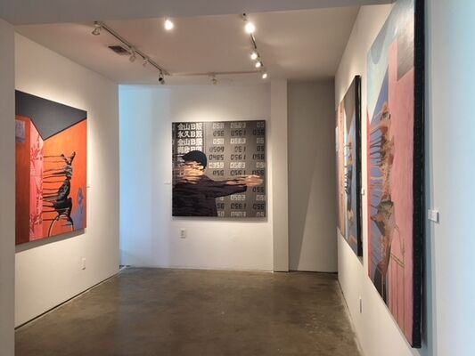 Select Works From Deborah Colton Gallery, installation view