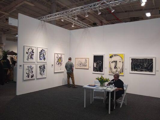 Tamarind Institute at IFPDA Fine Art Print Fair Online Spring 2020, installation view