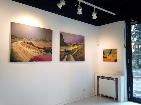 Blindspot, installation view