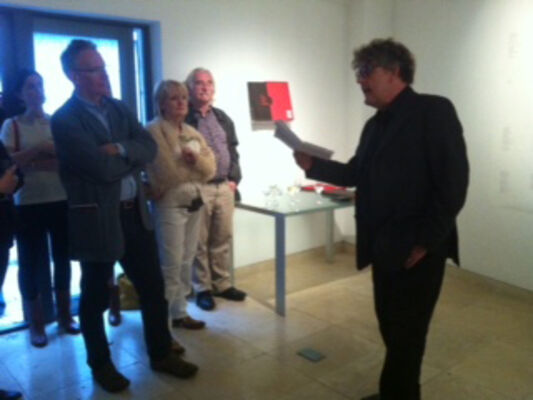 Stoney Road Press Limited Edition Books, installation view