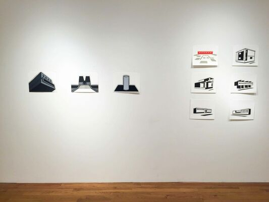 CONOR MCGRADY: Intrusion, installation view