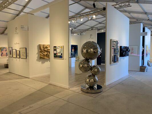 Long-Sharp Gallery at Art Miami 2019, installation view