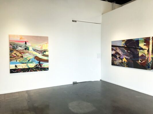 All at Once : Solo Exhibition by Arden Bendler Browning, installation view