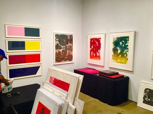 Manneken Press at EXPO CHICAGO 2019, installation view