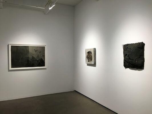 Celia Gerard, ASCENT / DESCENT, installation view