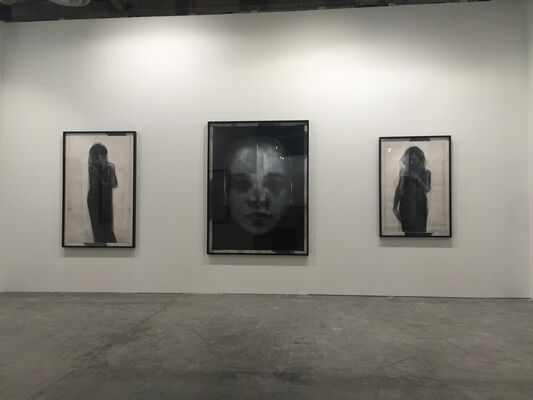 James Makin Gallery at Art Stage Singapore 2016, installation view