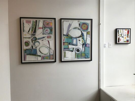 Swing, installation view