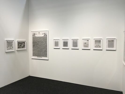 FMLY at Art on Paper New York 2017, installation view