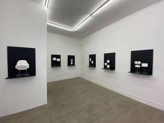 Prosôpons, installation view