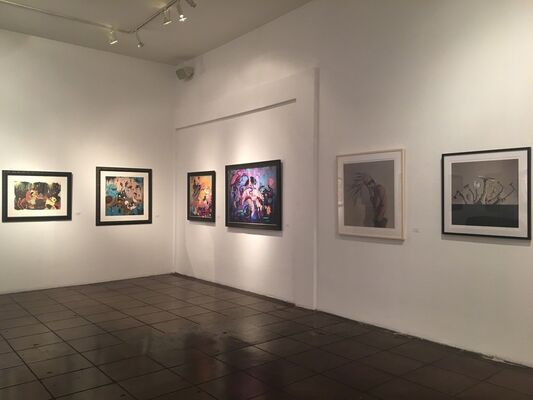 Holiday Print Boutique, installation view