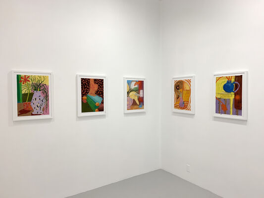 Ryan Eckert: This is Romance, installation view