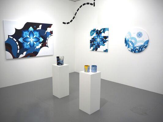 HITOTZUKI 'ALTERRAIN', installation view