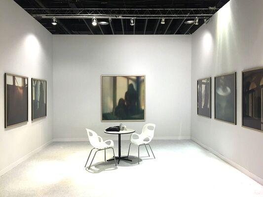 George Lawson Gallery at VOLTA13, installation view