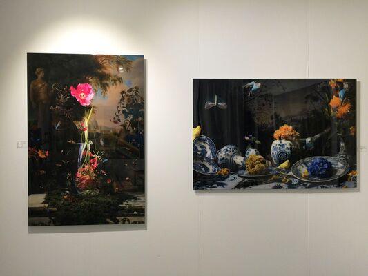 Ronen Art Gallery at SCOPE Miami Beach 2016, installation view