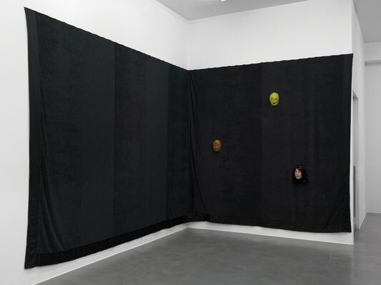 Mai-Thu Perret: Zone, installation view