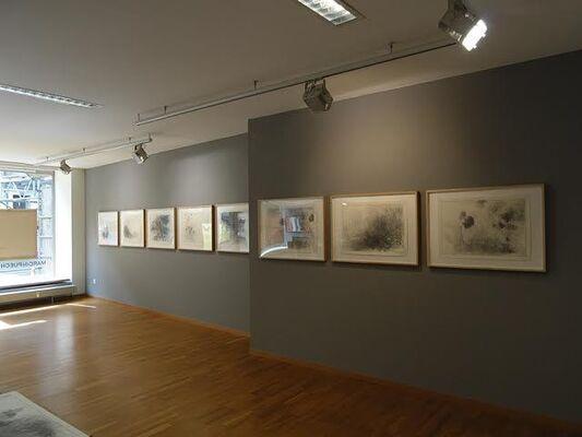 Landscapes - MARIO LOBEDAN, installation view