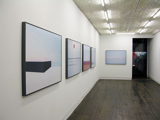 Popel, installation view