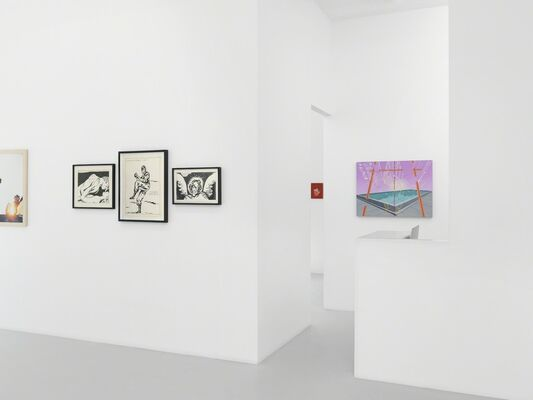LOOK WEST, YOUNG MAN!, installation view