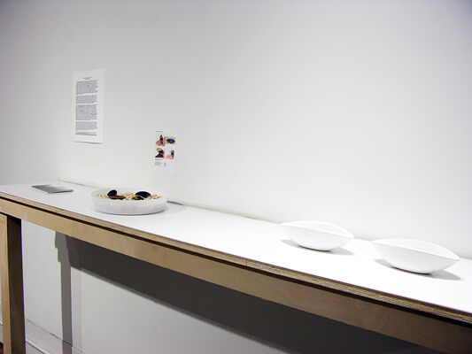 Carried on Both Sides: Encounter Two, installation view