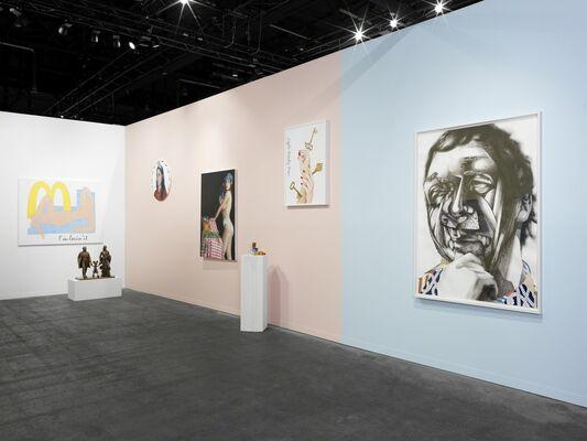 Galerie Sébastien Bertrand at artgenève 2016, installation view