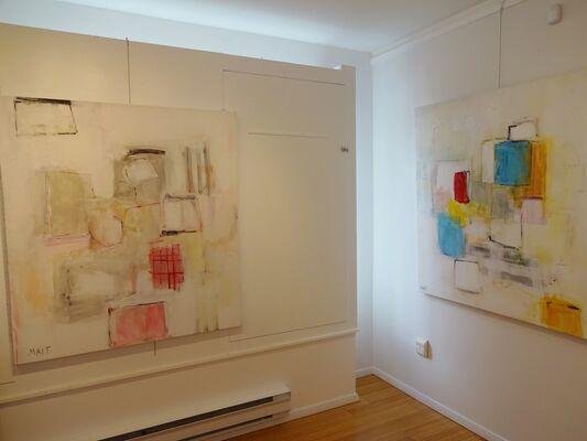 Janet Mait: High Wire, installation view