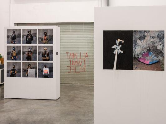 Gulf Photo Plus at Alserkal Art Week 2020, installation view