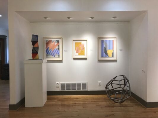 Summer Exhibition: Abstract Views, installation view