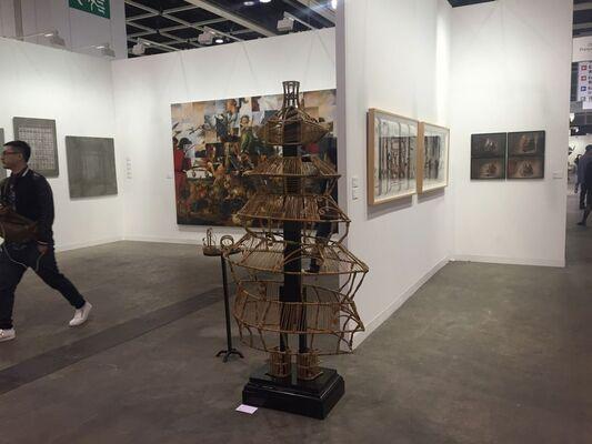 Chemould Prescott Road at Art Basel in Hong Kong 2016, installation view