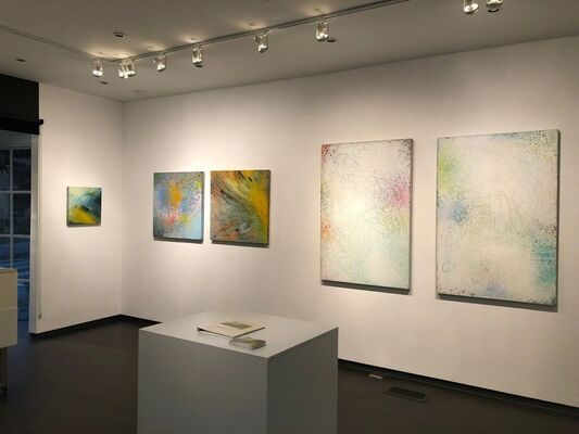 New Material, installation view