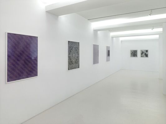 Lisa Oppenheim: Nature's Pencil - invited by Claudia Wieser, installation view