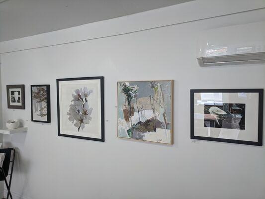 Bianco: Art Celebrating White, installation view