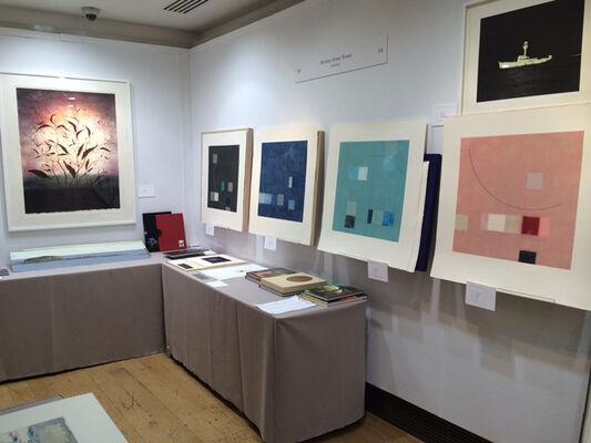 Felim Egan at Stoney Road Press, installation view
