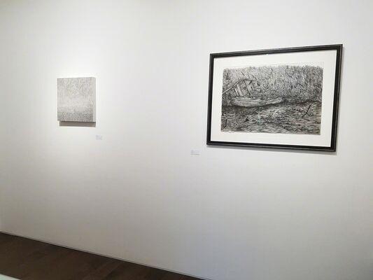 Borderlines, installation view