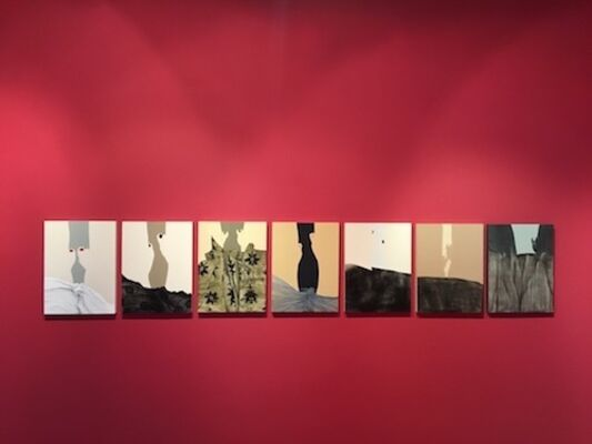 SHē :: curated by Elizabeth Tinglof, installation view