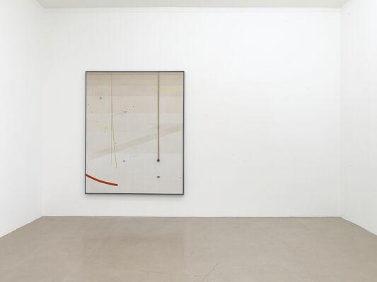 Matthias Bitzer, installation view
