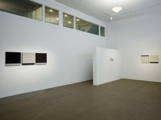 Blake Baxter: Points in Time, installation view