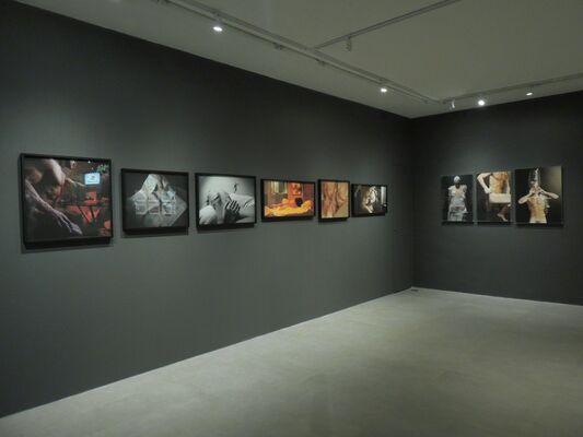 Sentidos da Pele, installation view