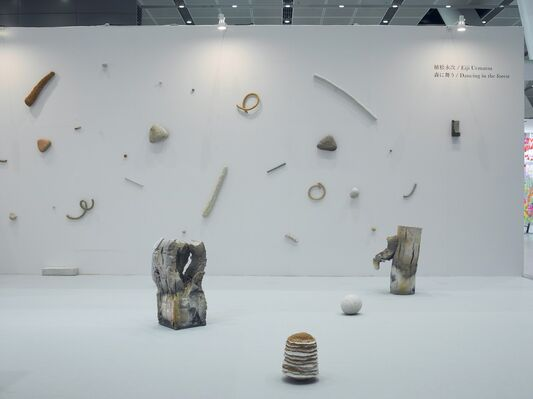 Gallery 38  at Art Fair Tokyo 2019, installation view