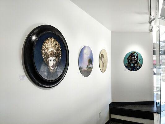 Mondo Tondo, installation view